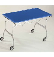Battista Folding Trolley - Blue