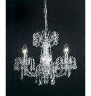 96553-Ch Ceiling Light