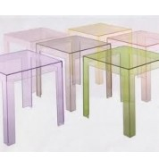 Jolly Table- Transparent Violet