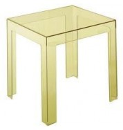 Jolly Table- Transparent Yellow