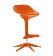 Spoon Stool - Orange