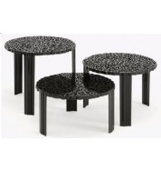T-Table Large - Matt Black