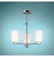 Eversley Bathroom Collection 3 Lamp Ceiling Light