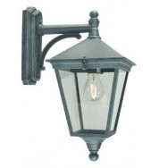 Turin Wall 1Lt Lantern Downlighter Verdi