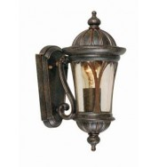 New England1 Lamp Wall Lantern Small