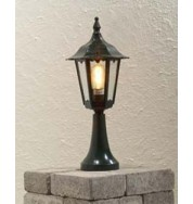 Forli Outdoor Post Light - Green
