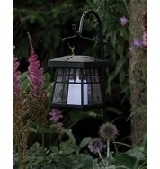 Assisi Outdoor Non Electric Square Leaded Style Post Light