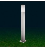 STAINLESS STEEL SQUARE BOLLARD