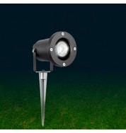 DIRECTIONAL OUTDOOR SPIKE LIGHT
