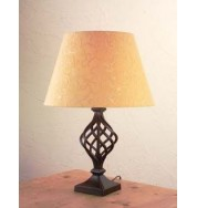 Belfry 1 Lamp Table Lamp Black