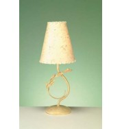 Olivia Table Lamp Ivory/Gold
