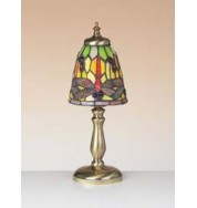 661-Tlan - Table Lamp Antique