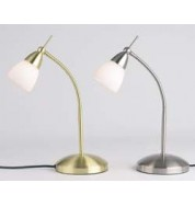 652-Tlsc Table Lamp - Satin Chrome