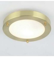 El-440-18Bb - Ip44 Brushed Brass