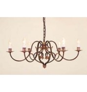 Coniston 6Lt Chandelier