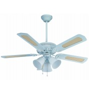 "Vienna Ceiling Fan 42"" - White"