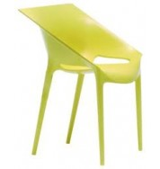 Dr Yes Chair-  Yellow