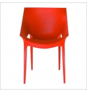 Dr Yes Chair-  Red