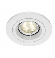 Apache Whi Led Compatible Down/Lt - White