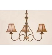 Windermere 3Lt Chandelier