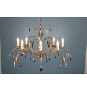 Lilly 8Lt Chandelier