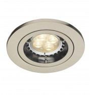 Apache Sat Chr Led Compatible Down/Lt - Satin Chrome