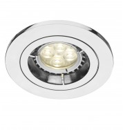 Apache Pol Chr Led Compatible Down/Lt - Polished Chrome