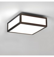 Mashiko 200 Bronze Bathroom Ceiling Light